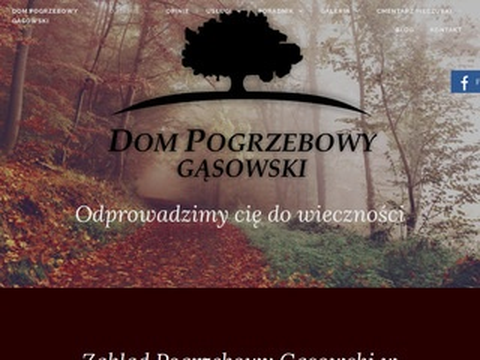 Gasowski.info - usługi pogrzebowe