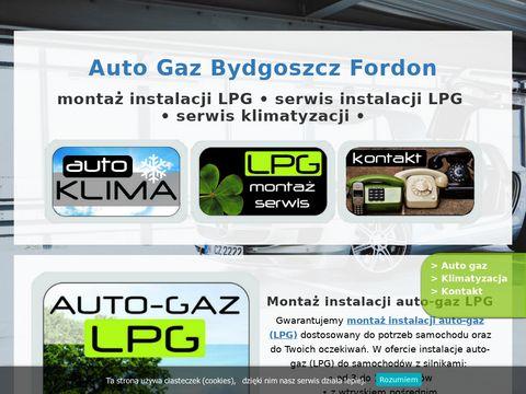Gaz-auto.bydgoszcz.pl instalacje dla samochodów