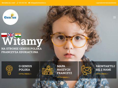 Genius franczyza edukacyjna
