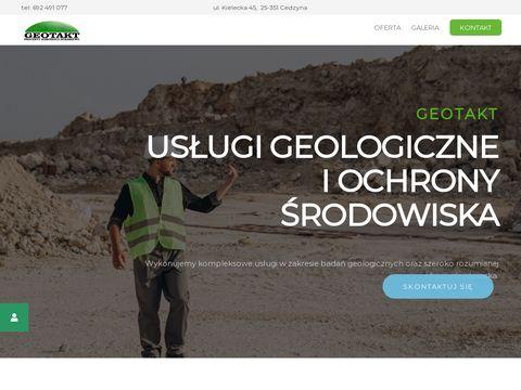 GEOTAKT Hydrogeologia