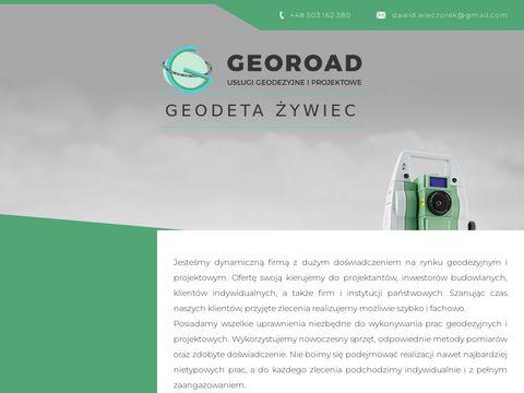 Georoad - geodeta Żywiec
