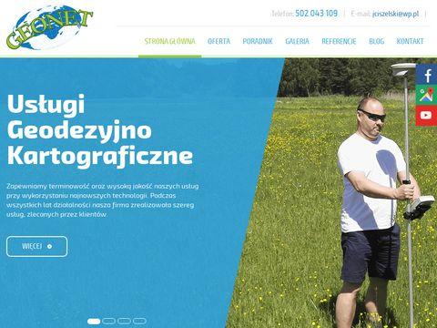 Geonet-gdy.pl geodeta