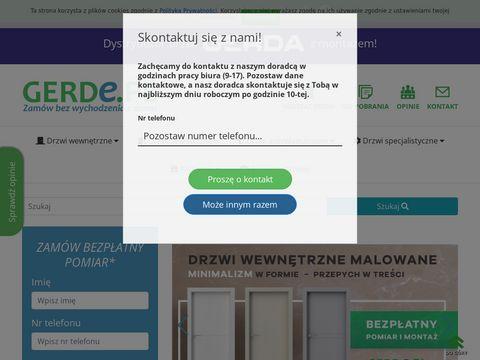 Gerde.pl drzwi porta Wrocław