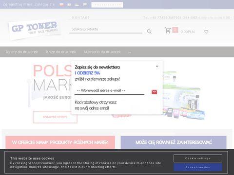 Tonery Opole