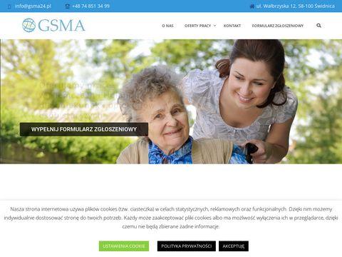 Gsma24.pl - kurs opiekun osób starszych