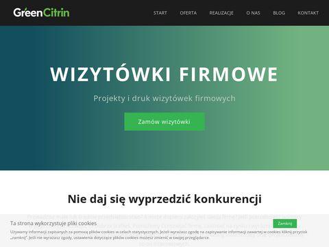 GreenCitrin agencja reklamy