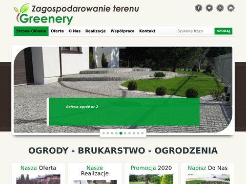 Ogrody Warszawa - Greenery