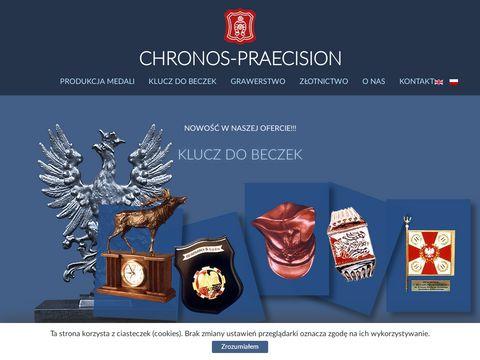Grawerstwo.biz.pl klucz do beczek produkcja medali