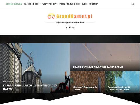 Grandgamer.pl - gry na konsole