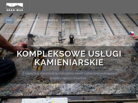 Gran-mar.pl - wyroby z granitu