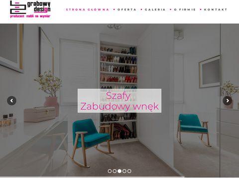 Grabowy Design meble łazienkowe Ostrów Mazowiecka