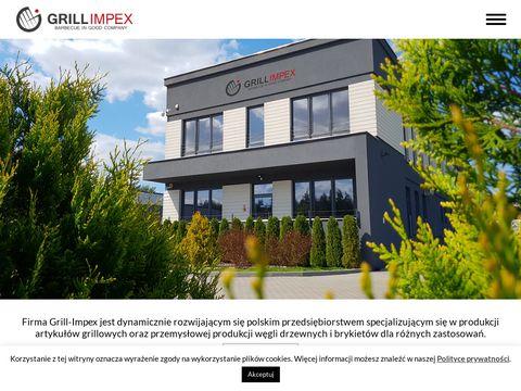 Grill-impex.com.pl - drewno kominkowe