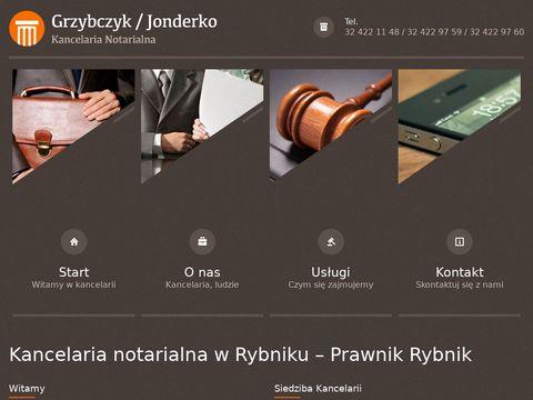 Kancelaria Notarialna A. Grzybczyk K. Jonderko