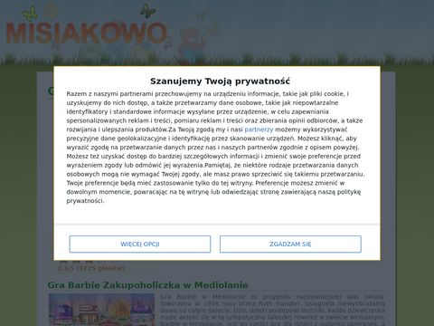 Darmowe gry dla dzieci