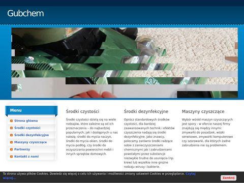GubChem - środki do czyszczenia