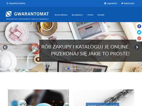 Gwarantomat.pl rękojmia