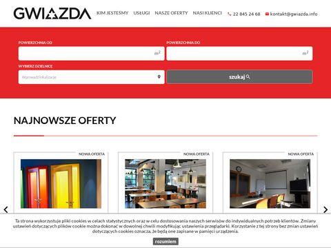 Gwiazda.info biura do wynajęcia śródmieście