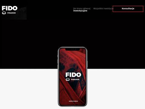 Fido.org.pl finanse Poznań