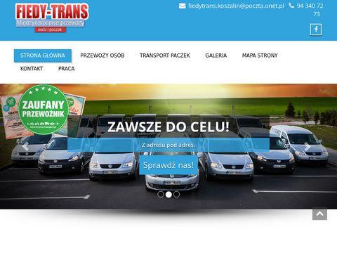 Fiedytrans.com.pl przewozy osób do Niemiec