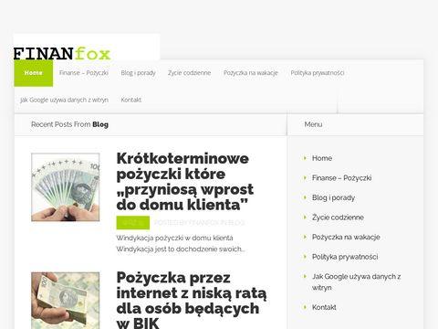 Finanfox.pl forum kredytowe
