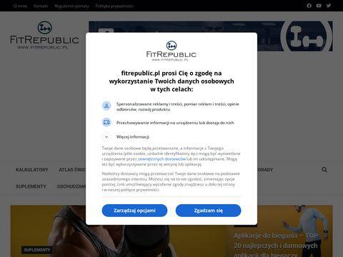 Fitrepublic.pl - fitness i zdrowe żywienie