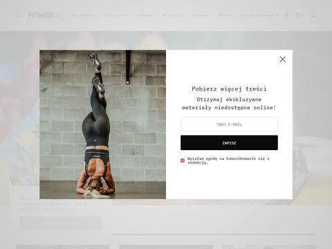 FitnessLab.pl - blog dla aktywnych