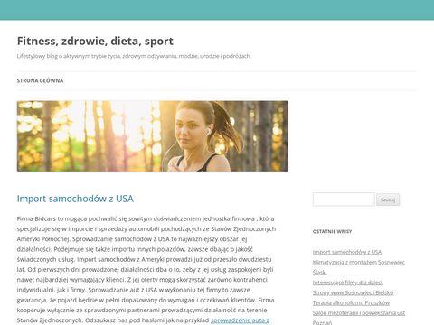Fitnesanka.pl blog o fitnesie