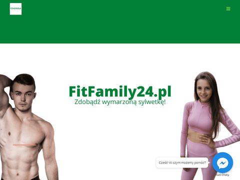 Fitfamily24.pl dieta na masę mięśniową