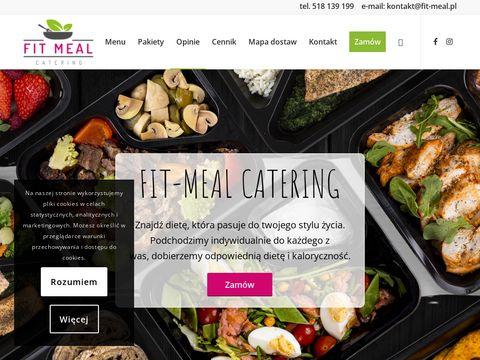 Fit-Meal.pl catering dietetyczny Łódź