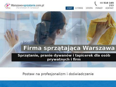 Firmasprzatajaca-warszawa.pl