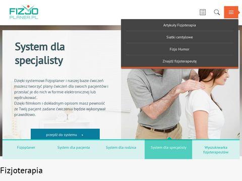 Fizjoplaner.pl