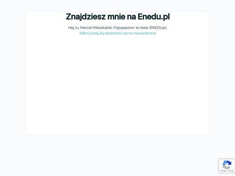 Fizjopassion.pl kursy dla fizjoterapeutów