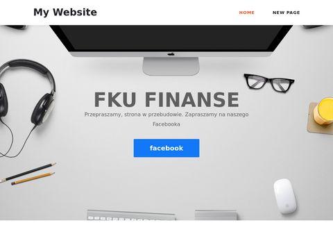 FKU kredyt gotówkowy
