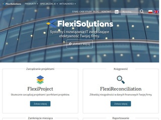 Flexisolutions.pl systemy IT dla firm