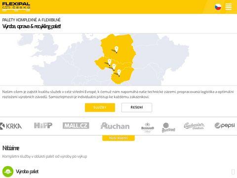 Flexipal.com europalety