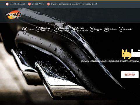 FleshCar - Naprawa i Ochrona Lakieru Wulkanizacja