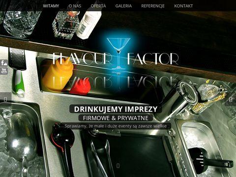 Flavourfactor.pl - barman Szczecin