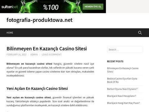 Fotografia-produktowa.net - skuteczny marketing
