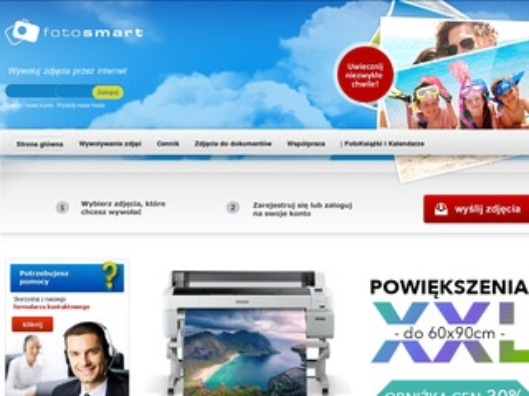 Fotosmart usługi fotograficzne