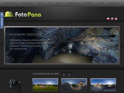 Panoramy 360 & wirtualne wycieczki