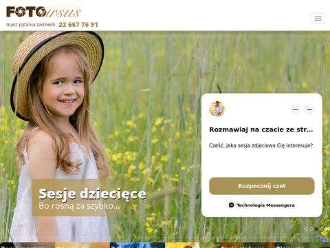 Fotoursus.pl sesje zdjęciowe