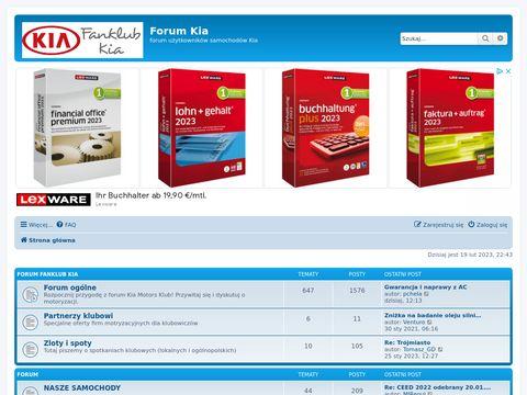 Forum.kia-motors.pl opinie