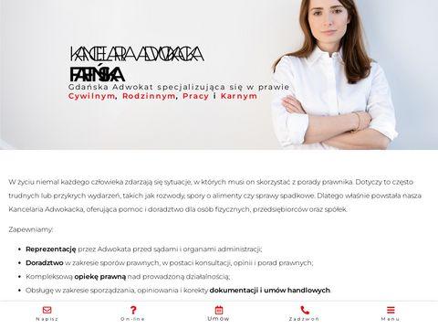 Fafinska.pl - prawo cywilne