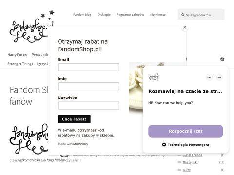 Fandomshop.pl - Harry Potter sklep z gadżetami