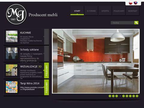 Fajnemeble.net kuchnie na wymiar