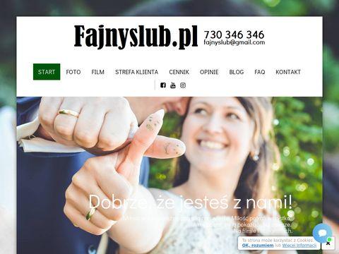 FajnySlub.pl - limuzyna, film, foto