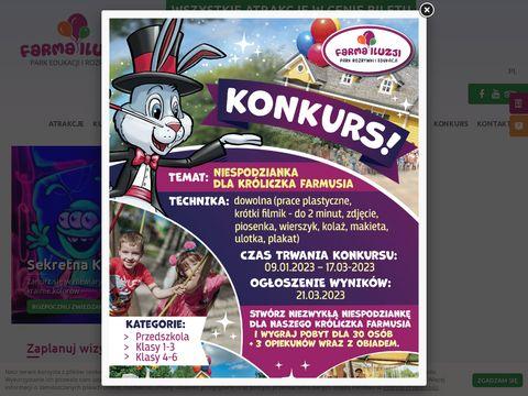 Farmailuzji.pl atrakcje dla rodziny