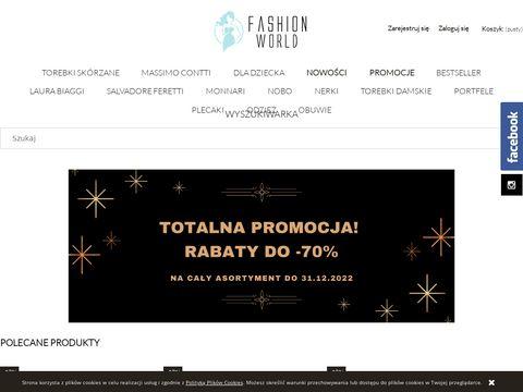 Fashionworld.pl obuwie damskie