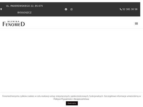 Lekarz dermatolog Bydgoszcz - Fenomed