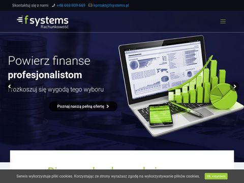 Fsystems.pl księgowa Poznań